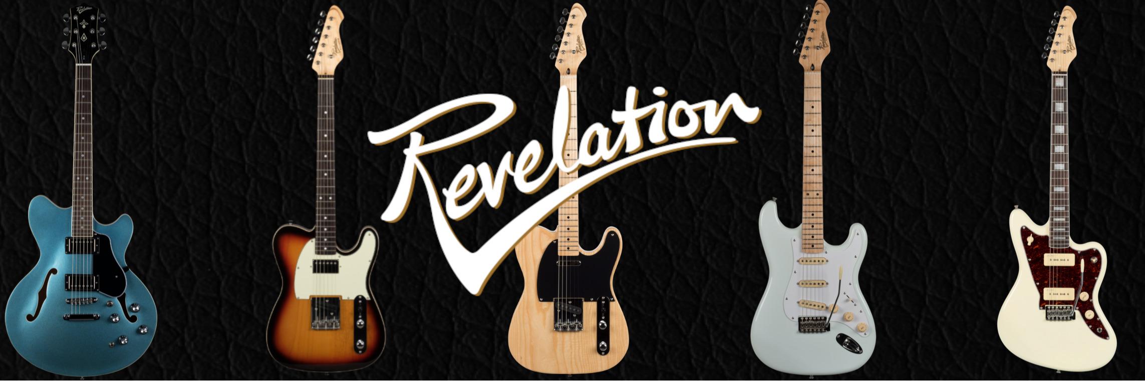 Revelationgitarrer